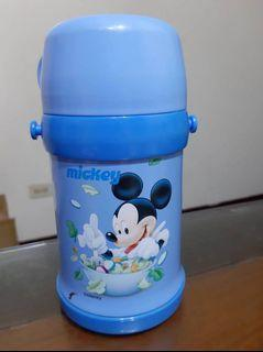 日本米奇兒童保溫瓶