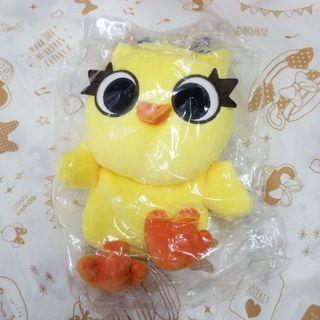 【包郵/順豐到付】 香港 正版授權 Pixar Disney 迪士尼 Toy Story 反斗奇兵 Ducky 公仔 毛公仔 電話袋
