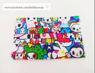 Adult and Children Tokidoki 3 ply Disposable Masks