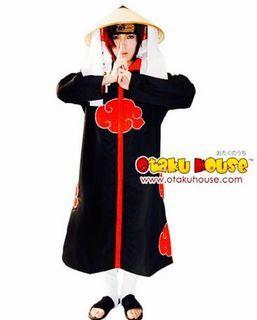 Akatsuki cloak from otaku house