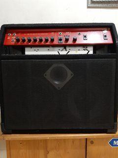 Amplifier gitar Bass SWR RED HEAD COMBO 2 X 10 made in USA
