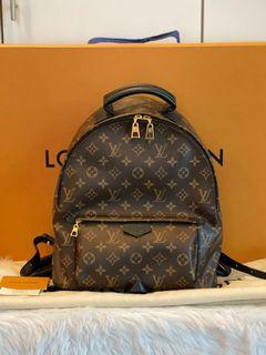 Authentic Louis Vuitton Monogram Palm Spring MM Backpack