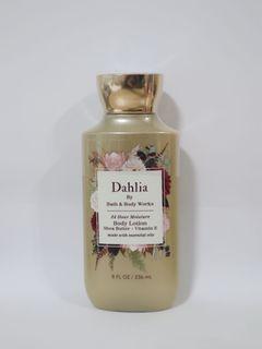 Bath and Body Works Body Lotion - Dahlia