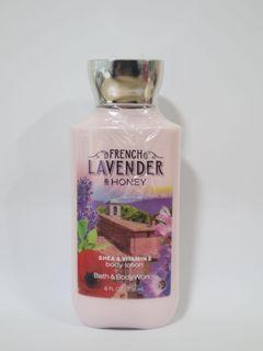 Bath and Body Works Lotion - French Lavender