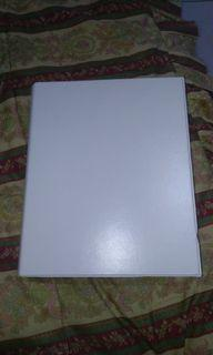 Binder PC Bambi A5 2221 (2 ring) White