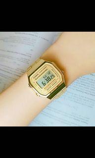 Casio 復古手錶