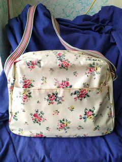 Cath Kidston Diaper/Weekend Bag