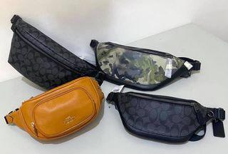 Coach belt bag unisex  Original