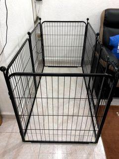 Dog playpen/cage (Black)