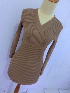 Dress stretch bkk/mini dress/mini dress cantik/mini dress import/dress import bangkok