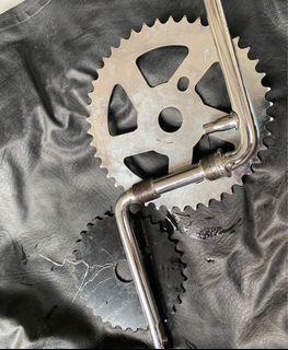 Gir gear sepeda