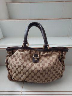 Gucci abbey handbag auth