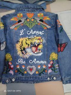 Jacket sukajan for ladies