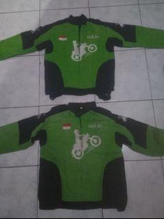 Jaket Ojol Gojek (dapat 2 jaket)