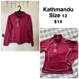 Kathmandu top