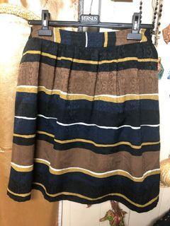 專櫃伊蕾質感短裙-L