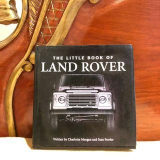 LAND ROVER: The Little Book Of Land Rover (Luxury Cars)