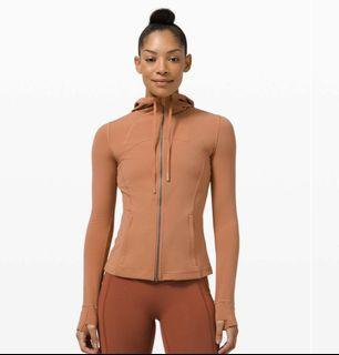 Lululemon hooded define jacket
