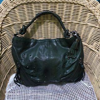 Lux & Burg Hobo Leather Bag 👜