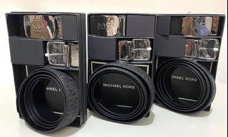 MK belt Unisex 4 in 1 box set Original