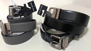 MK reversible black gray Original