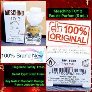 Moschino TOY 2 (5 mL.)