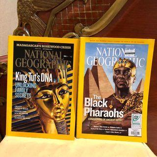 NATIONAL GEOGRAPHIC BUNDLE - EGYPT (Ancient Egypt Pharaohs History)