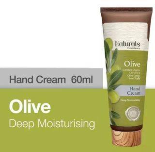 Naturals by Watsons Hand Cream