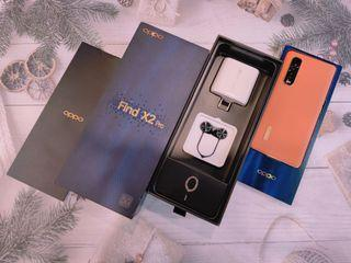 📌庫存展機Oppo Findx2 Pro 256G 素皮茶橘📌