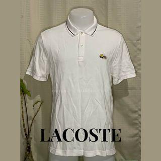 Original 100% Lacoste Polo Shirt Size 5