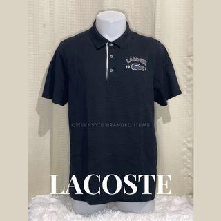 Original 100% Lacoste Sport 1927 Big Logo Polo Shirt
