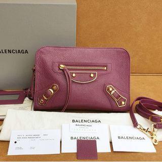 Original Balenciaga Reporter Sling Bag