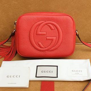 Original Gucci Soho Disco Red