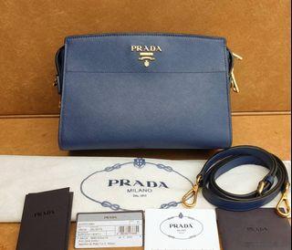 Original Prada Saffiano Sling Bag