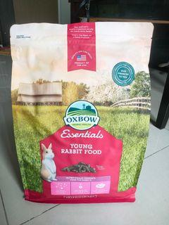 Oxbow Young Rabbit Food pellets