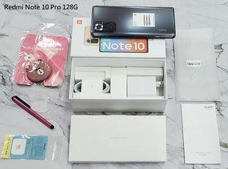 *典藏奇機*Redmi Note 10 Pro 128G 1.08億畫素四鏡頭 6.67吋螢幕 5,020mAh電池 灰