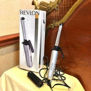 REVLON Curling Iron - WITH BOX (Haircare Hair Style Curl)