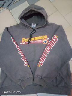 Sweatshirt hoodie lubricants 76 vintage