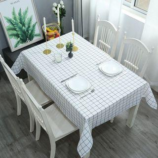 Table Cloth PVC Water Proof