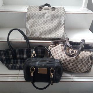 Take all bag auth