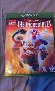 The Incredibles Lego Xbox 1