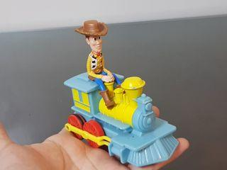 Toy Story - Shell Exclusive - Woody on Train