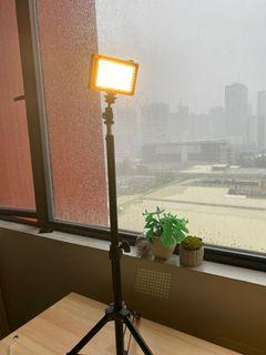 Video light with Tripod (AA battery operated)