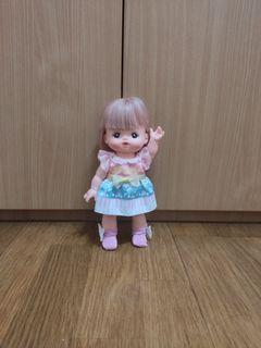 (含娃娃)小美樂 音符洋裝