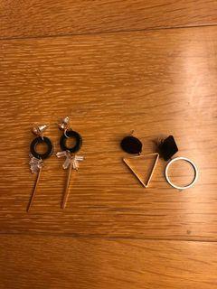 日本帶回🇯🇵 造型耳環