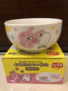 卡娜赫拉的小動物 樂事陶瓷碗(小花款)