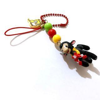 日本 迪士尼猩猩吊飾