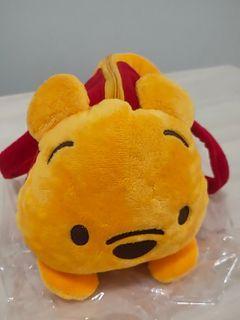 迪士尼 Disney 小熊維尼 Winnie the Pooh 手提包 手機包 可愛小萌包