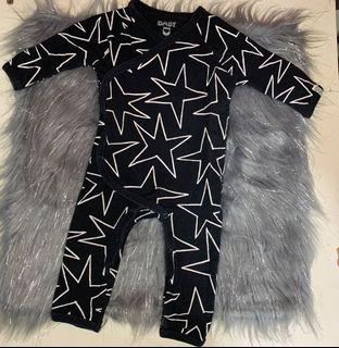 Baby Boy Frog Suit  3-6mos