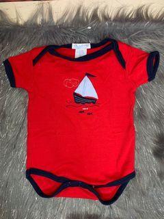 Baby Boy Onesies 0-3mos